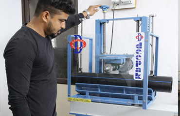 Varun Piping System Lab